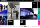 Thumbnail of the Hirshhorn website